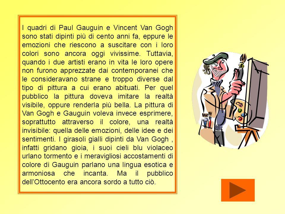 Vincent Van Gogh nacque a Groot Zundert, in Olanda, nel 1853. A sedici anni interruppe gli studi e cominciò a lavorare per una casa darte, prima allAj