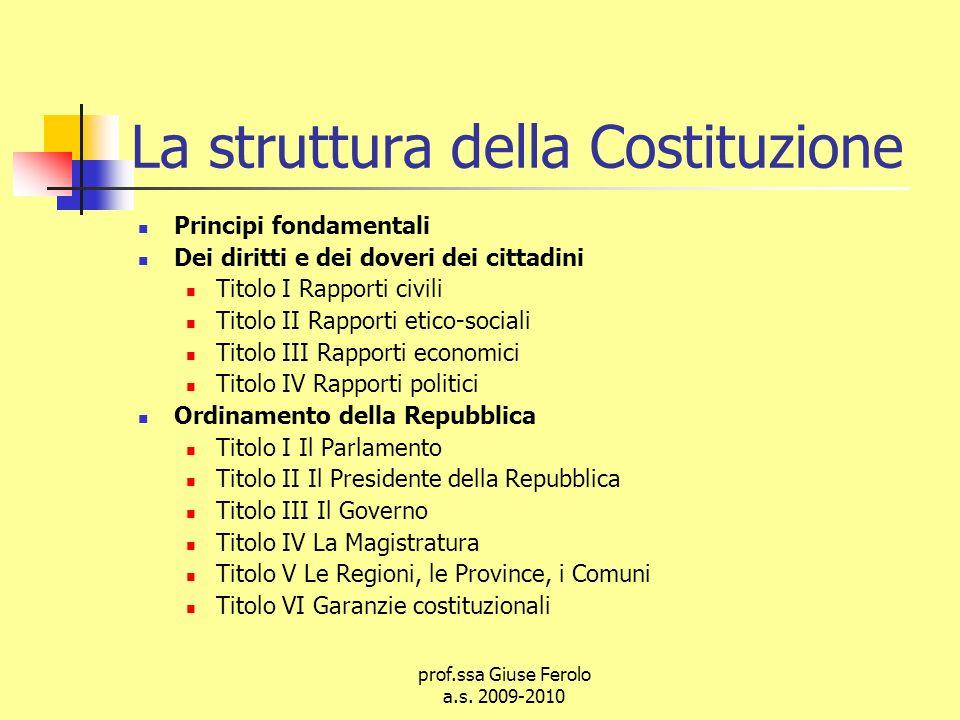 prof.ssa Giuse Ferolo a.s.