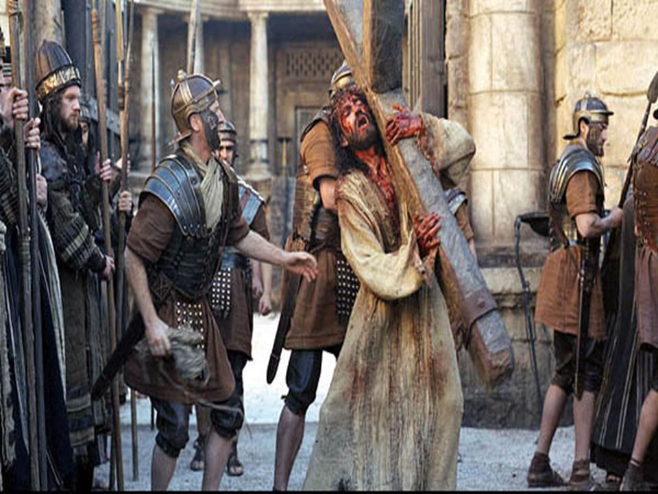 Tutto ciò senza menzionare lumiliazione che dovette subire dopo aver portato la propria croce per quasi 2 chilometri, mentre la folla Gli sputava in f