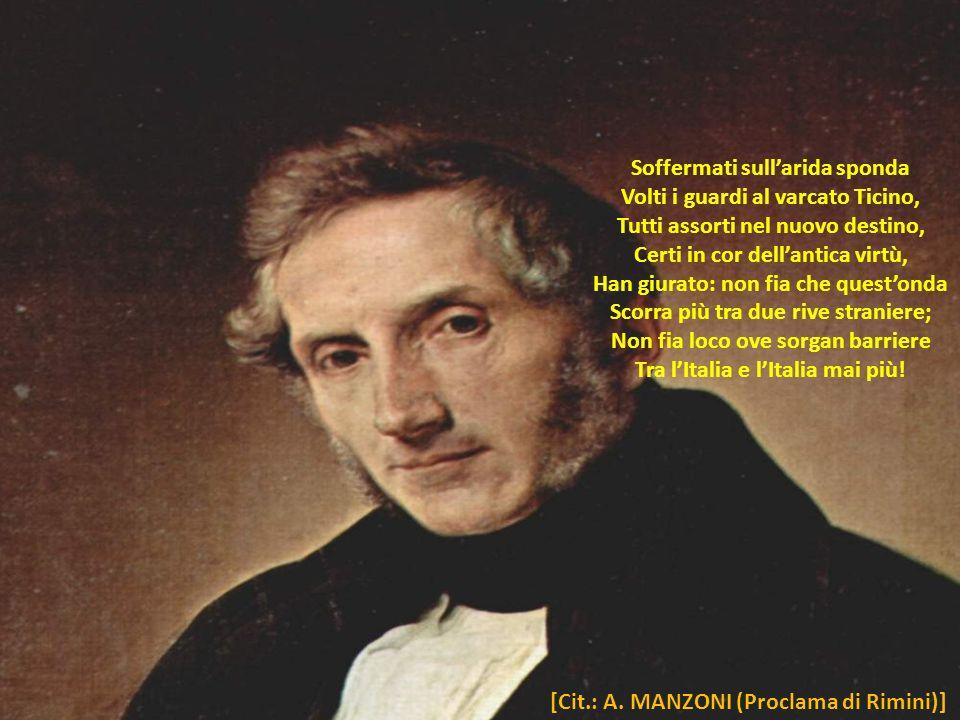 A.MANZONI Cara Italia.