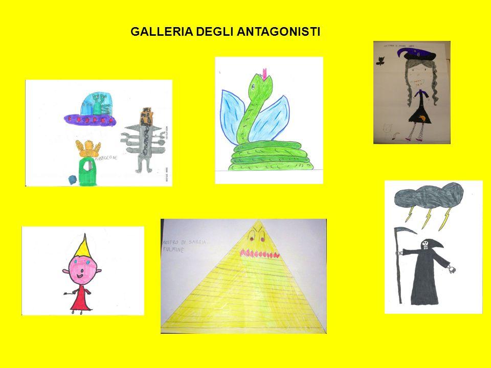 GALLERIA DEGLI ANTAGONISTI