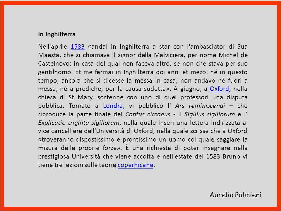 Aurelio Palmieri Roma: Santa Maria sopra Minerva
