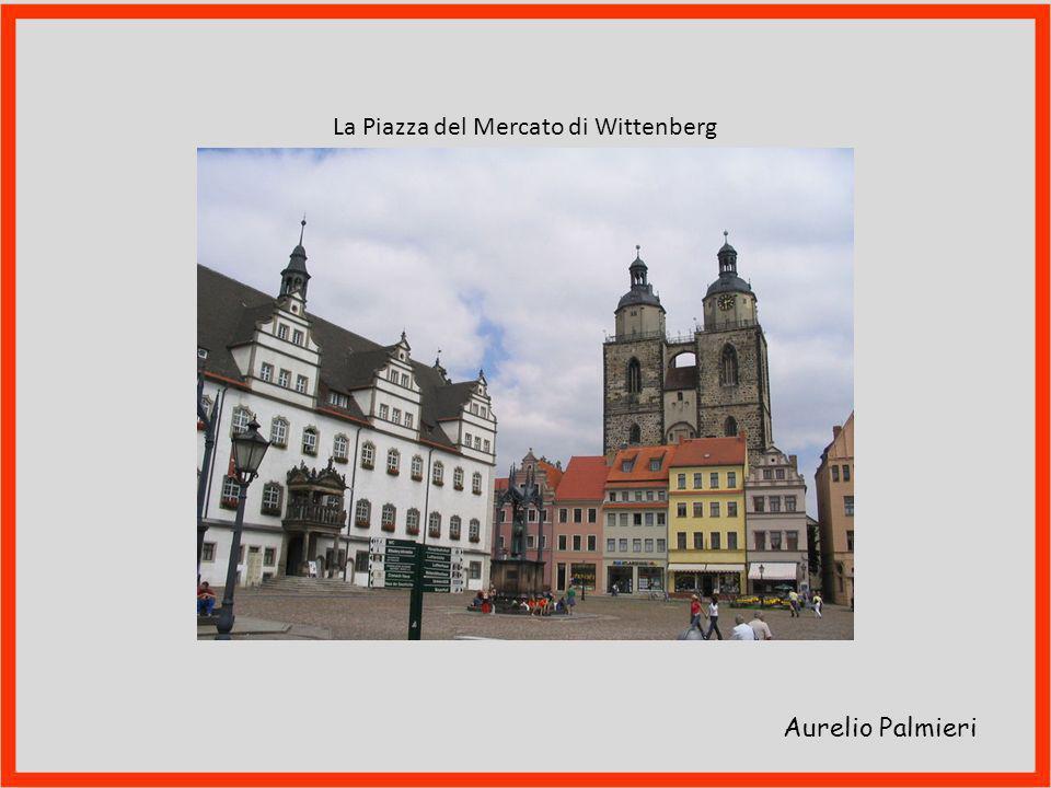 Aurelio Palmieri Raggiunta in giugno la Germania, soggiorna brevemente a Magonza e a Wiesbaden, passando poi a Marburg, nella cui Università risulta i