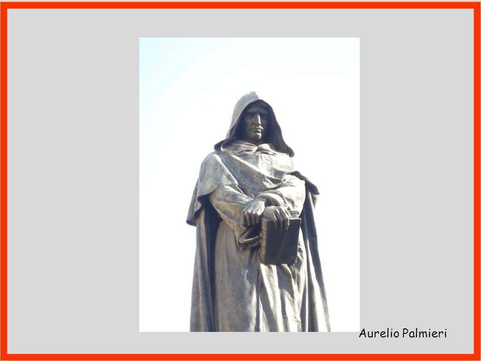 17 FEBBRAIO 1600 In una chiara alba del 1600, mentre fremeva per le strade di Roma lanno del Giubileo di Clemente VIII, tra una curiosa folla di plebe
