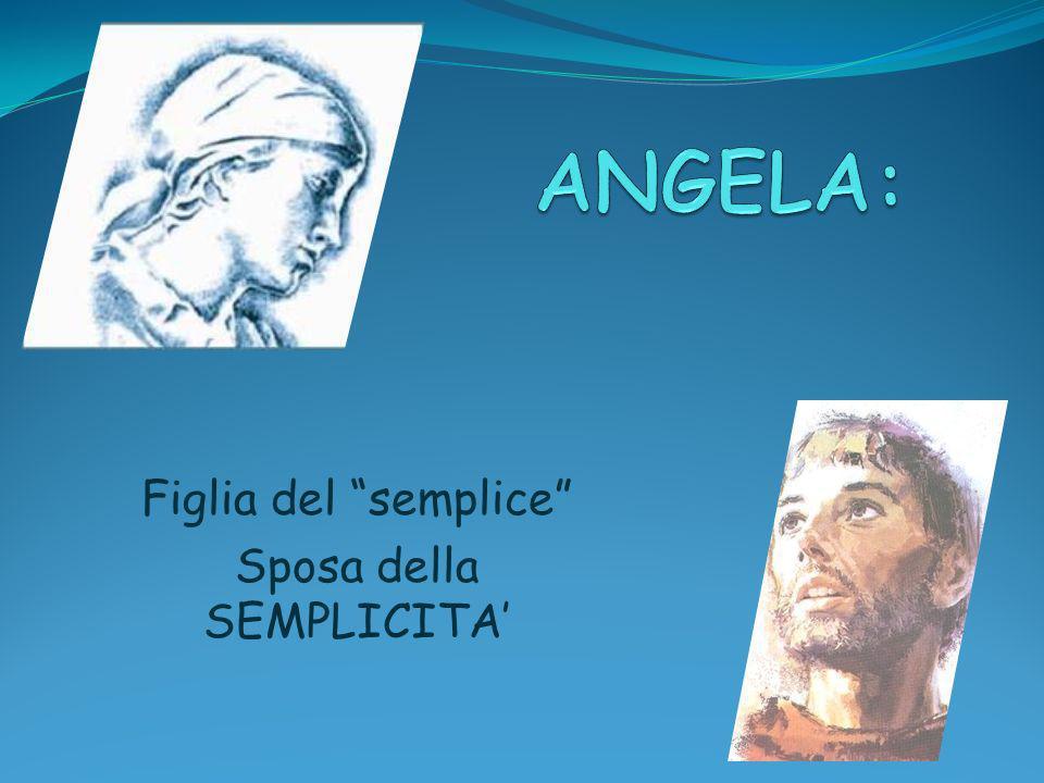 Nel nome della beata e indivisibile Trinità.(SantAngela, Prologo Reg.