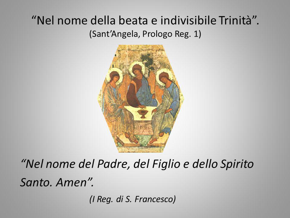Angela nasce a Desenzano del Garda (Brescia), nel 1474 circa.