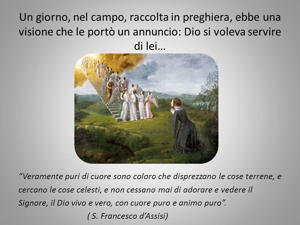 … dovete ringraziarlo infinitamente … (SantAngela, Prologo Reg.