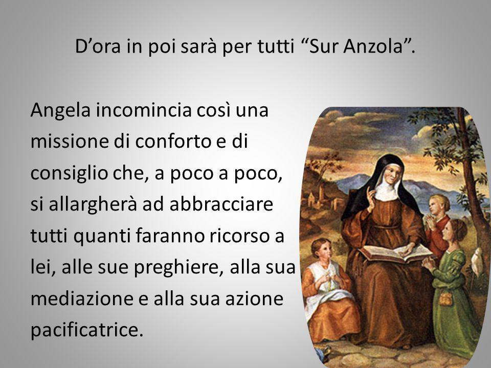 Spinta dalla grande devozione alla passione di Cristo, nel maggio 1524, con altri pellegrini, si reca in Terra Santa.
