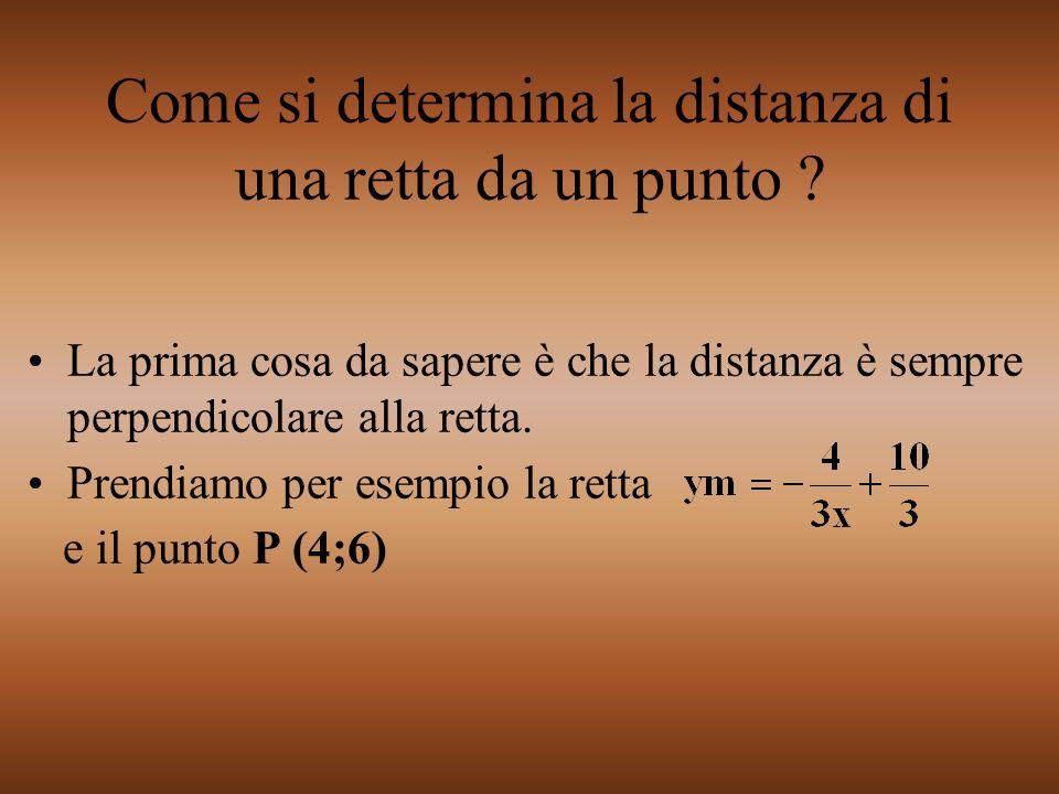 Come si determina lestremo di un segmento noto il punto medio e laltro estremo .