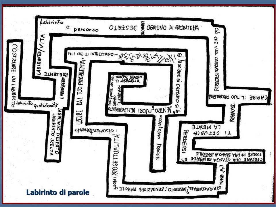 Le città labirinto