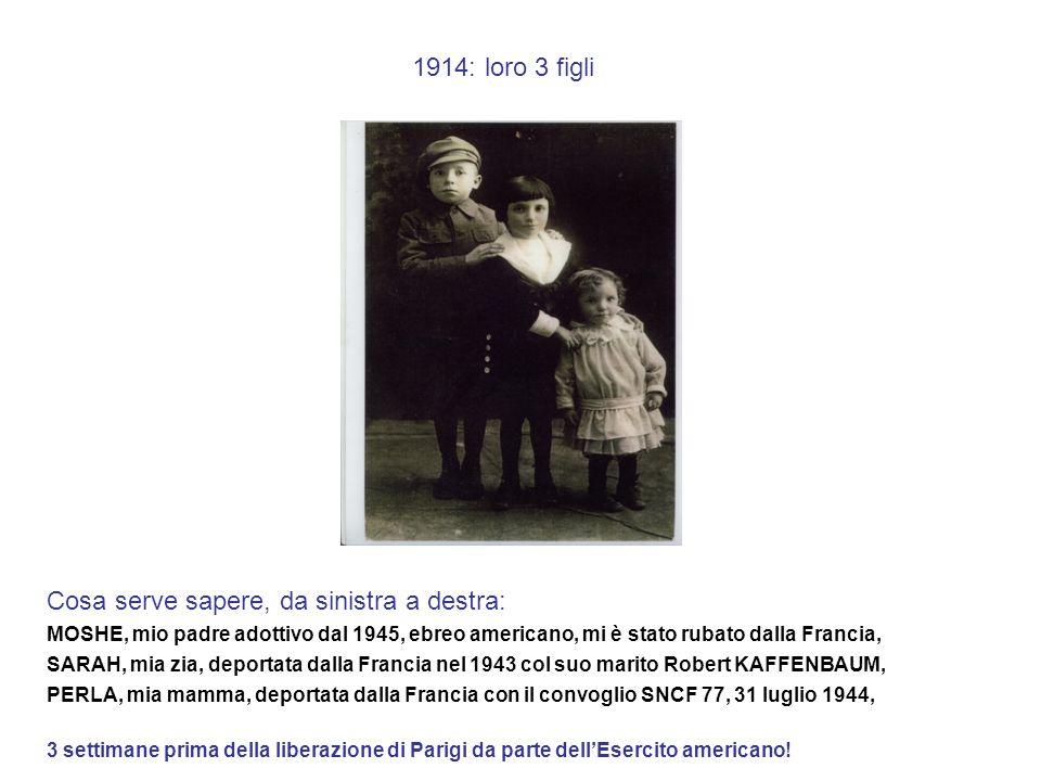 Mia mamma Perla, dal 1913 (Varsavia) al 1940 (Francia) Cosa serve sapere: Da sinistra a destra, Perla 1924 (Varsavia), 1929 (Varsavia), 1940 (incinta, nel campo di concentramento francese di Argelès, poi nella Casa di maternità à Elne, Svizzera).