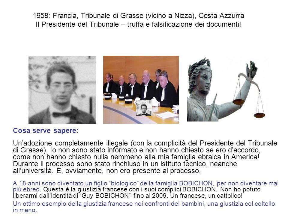1968: Ginevra, Svizzera Cosa serve sapere: 1968: ho 28 anni.