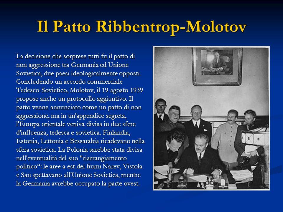 1 Settembre 1939 Linizio delle ostilità