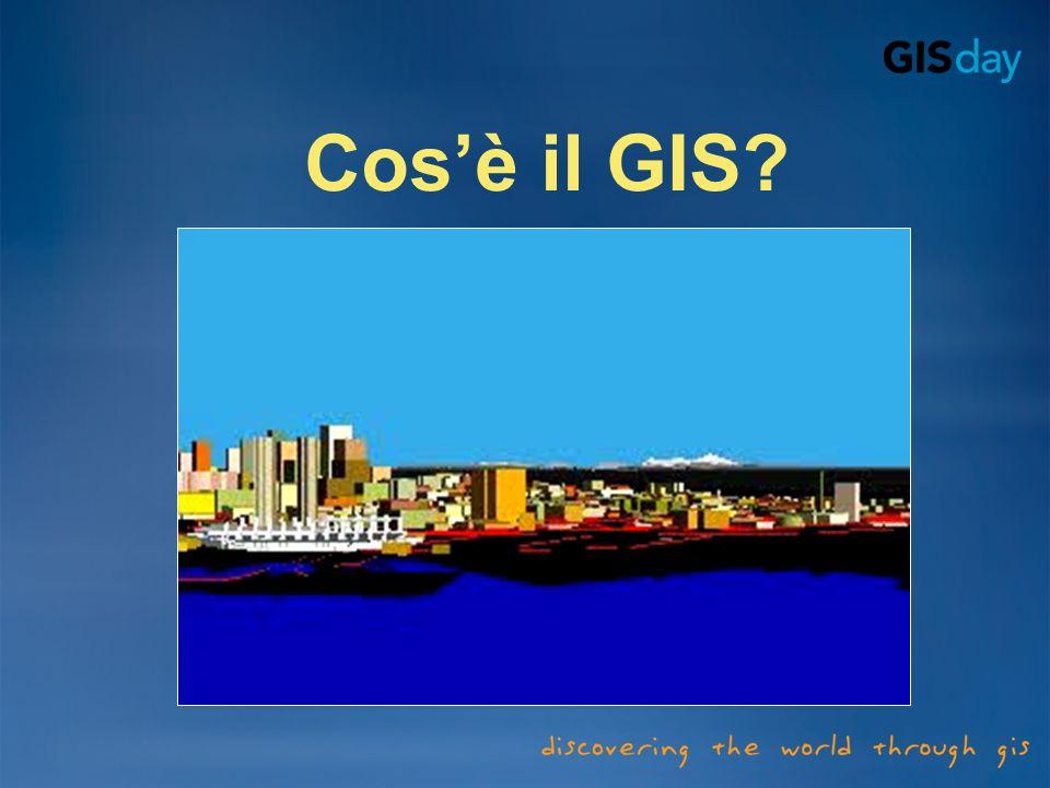 Cosè il GIS.