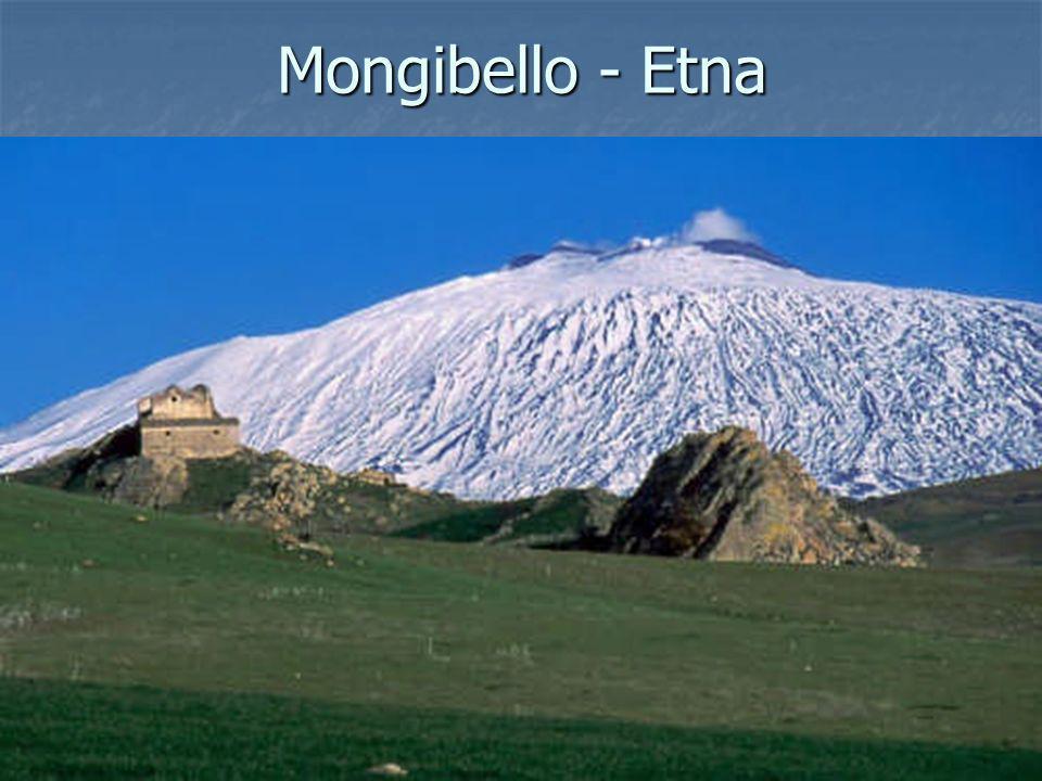 Mongibello - Etna