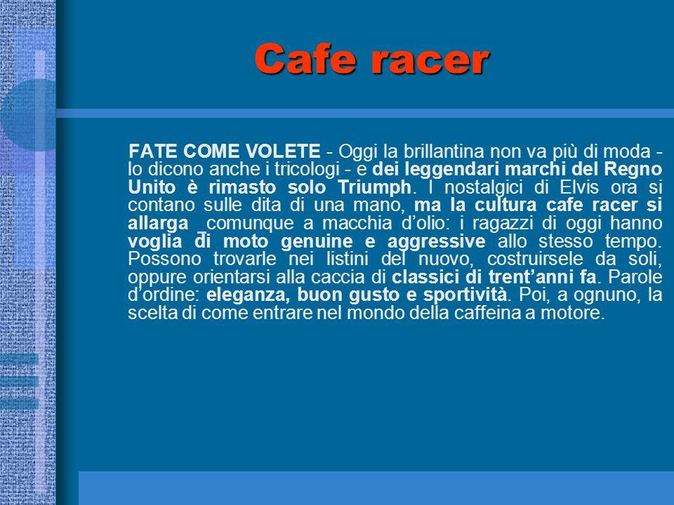 Guzzi 850 Cafe Racer