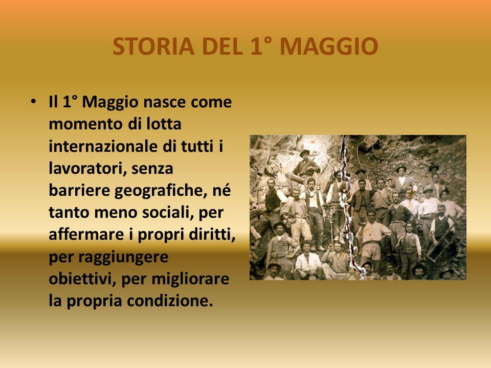 ROMA: 1° MAGGIO 2008 : IL MONUMENTO AI CADUTI DEL LAVORO INAUGURATO DAL PRESIDENTE DELLA REPUBBLICA