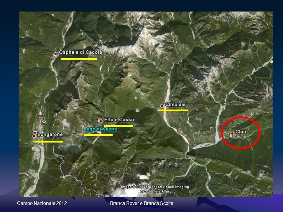 Campo Nazionale 2012Branca Rover e Branca Scolte è montagna Vera..