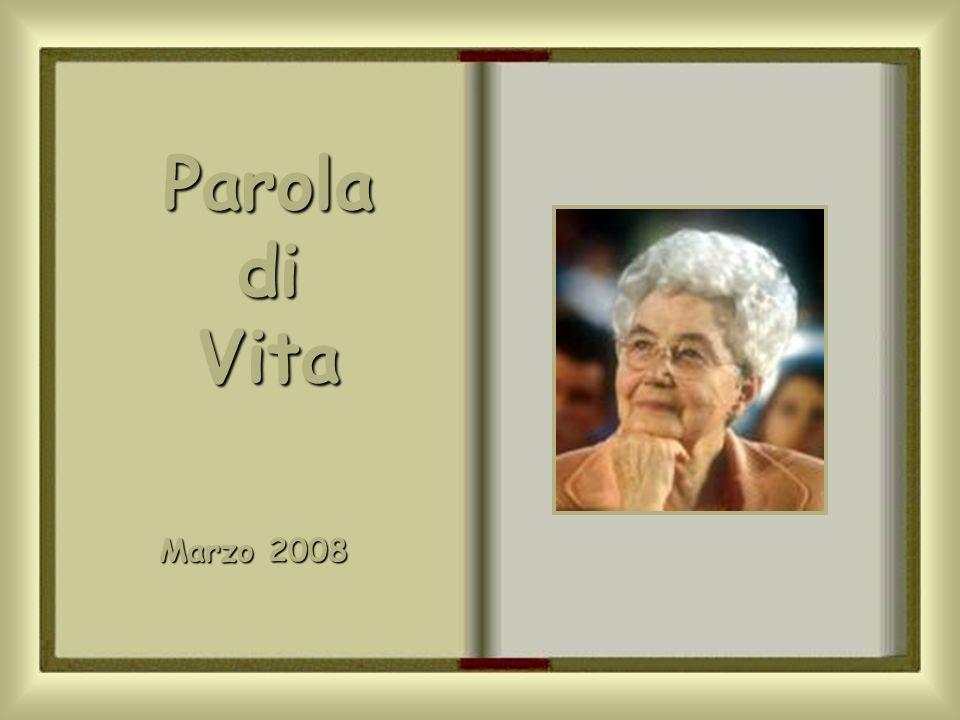 ParoladiVita Marzo 2008