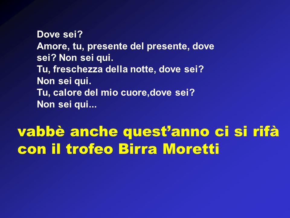 io a Milano, lo scudetto a Torino E' stato un attimo: ci siamo guardati e dopo novanta minuti eravamo gia' a casa...