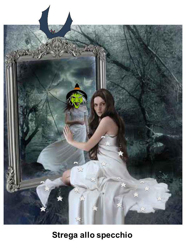Strega allo specchio