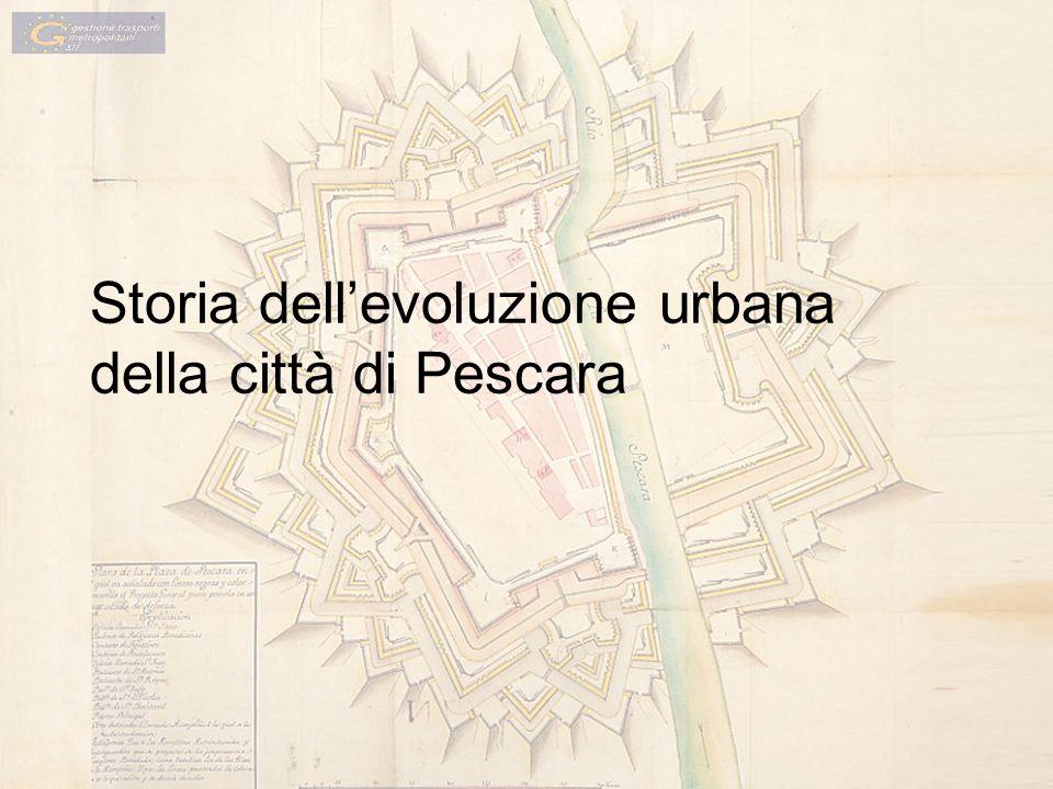 Storia dellevoluzione urbana della città di Pescara