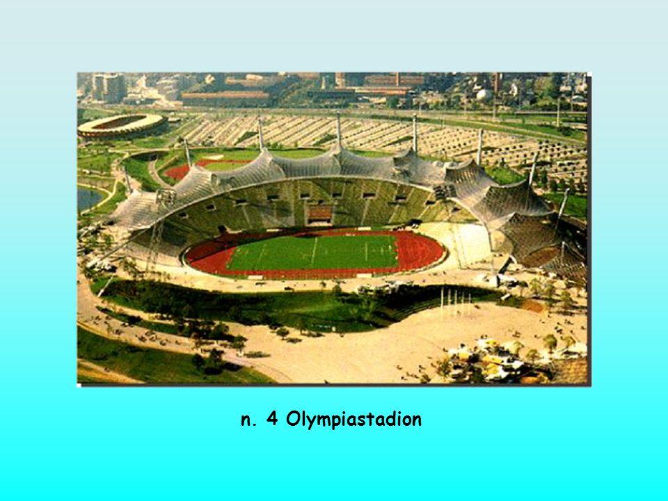 n. 4 Olympiastadion
