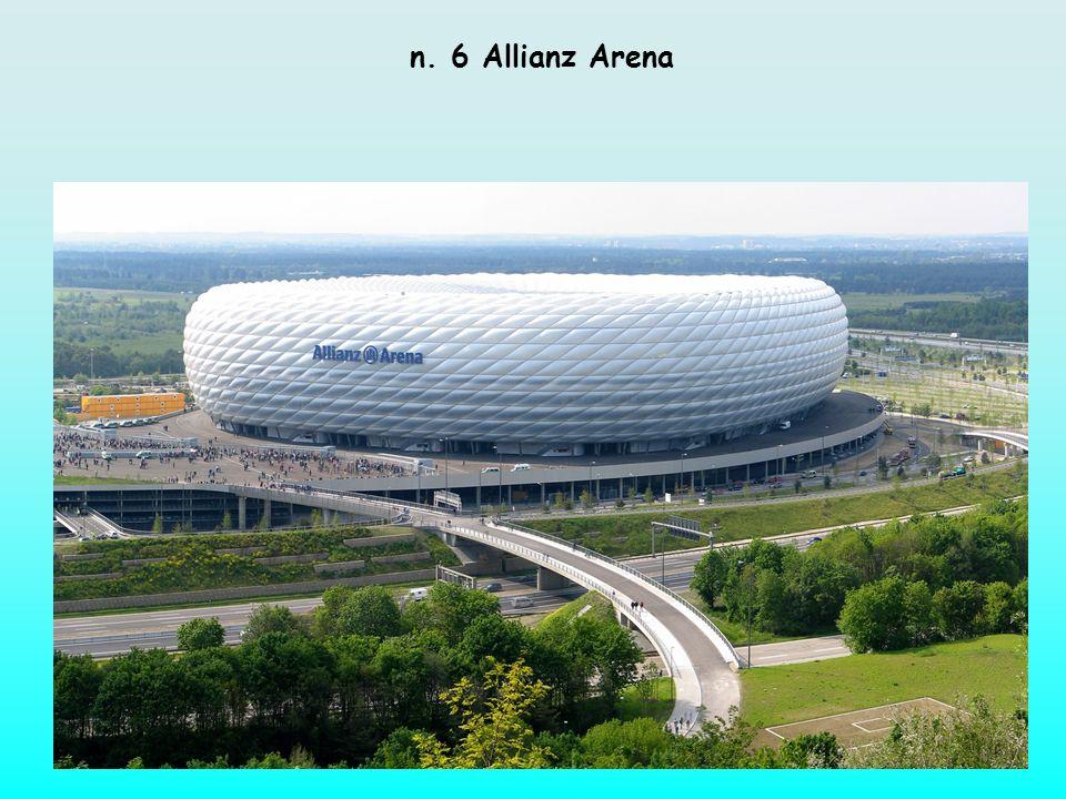 n. 6 Allianz Arena