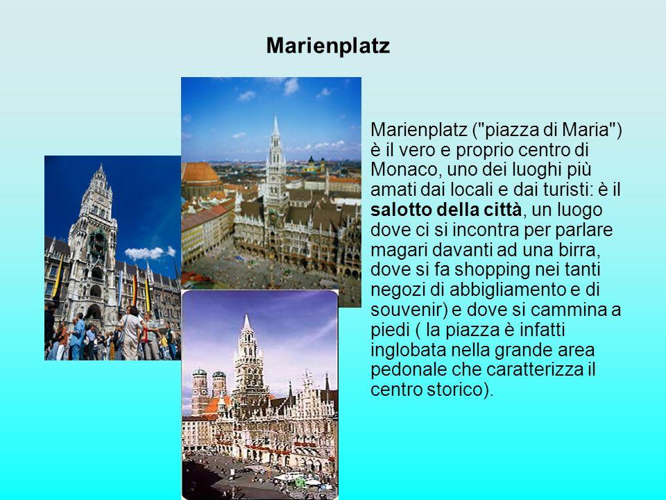 Marienplatz Marienplatz (