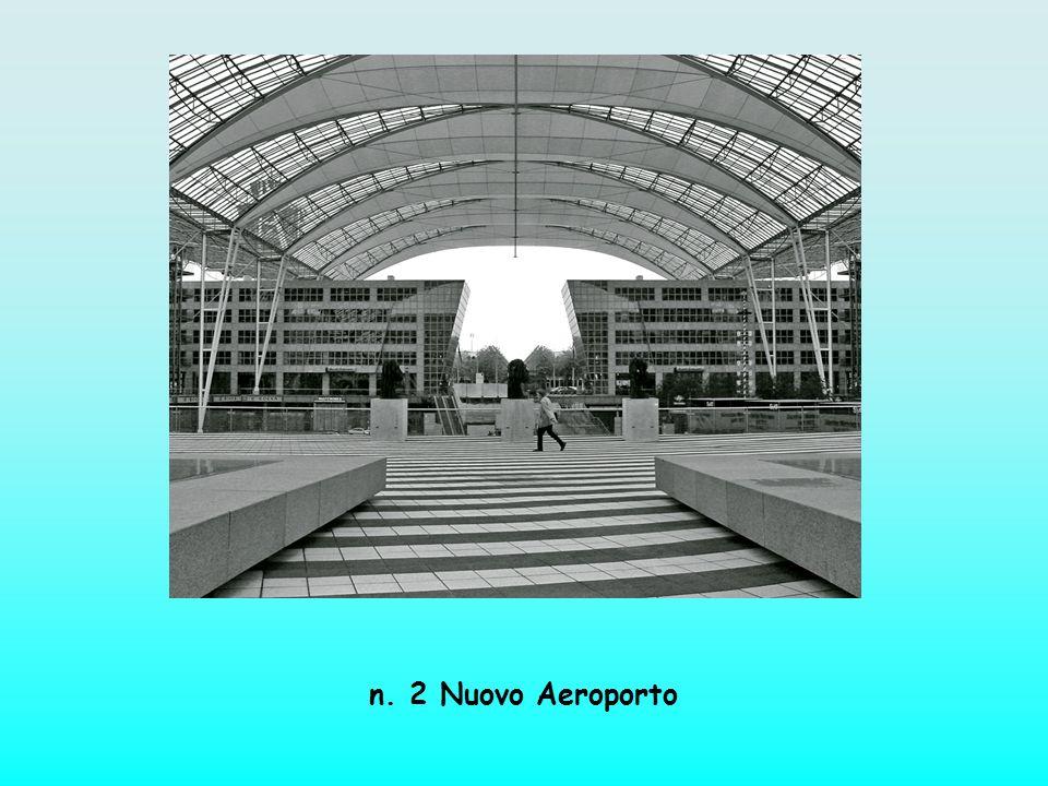 n. 2 Nuovo Aeroporto