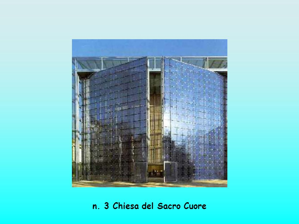 n. 3 Chiesa del Sacro Cuore