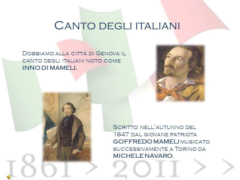 Italiani Italiani, uniti sin dal tempo che fu, tempo in cui forti erano i valori di libertà, uguaglianza, dignità e fratellanza. Italiani, uniti in lo