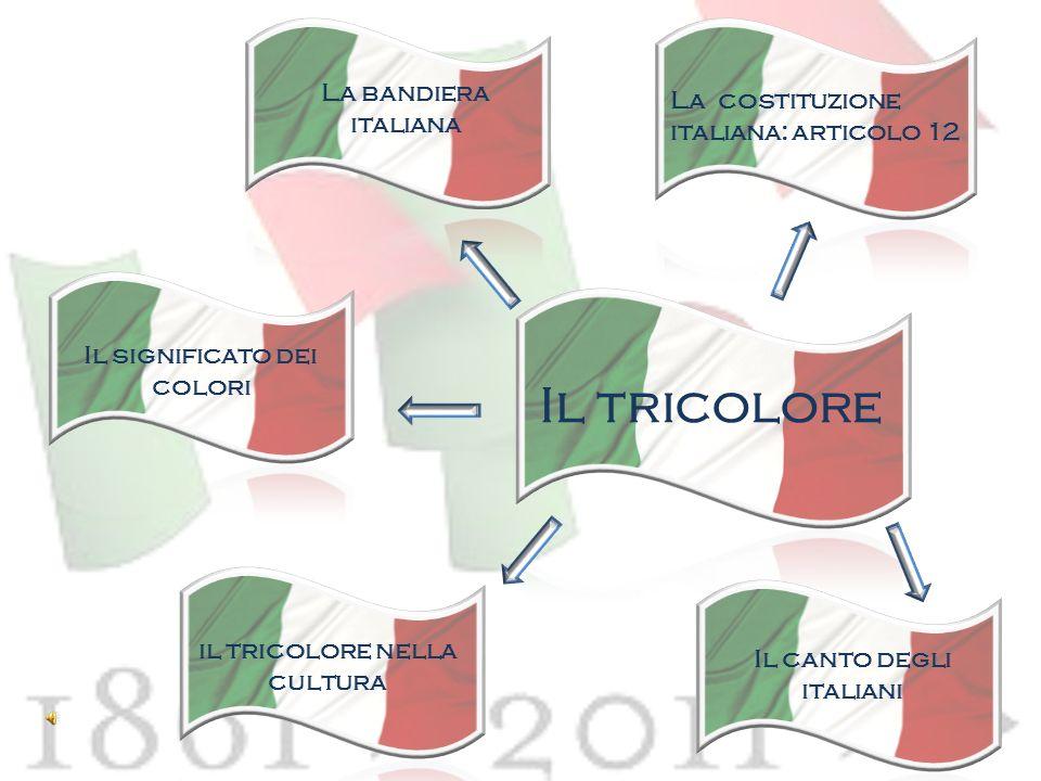 Liceo scientifico statale Albert Einstein Celebrazione del 150esimo anno dellunità dItalia Il Tricolore Italiano A.S. 2010/2011 Classe: V C Alunni: Gi