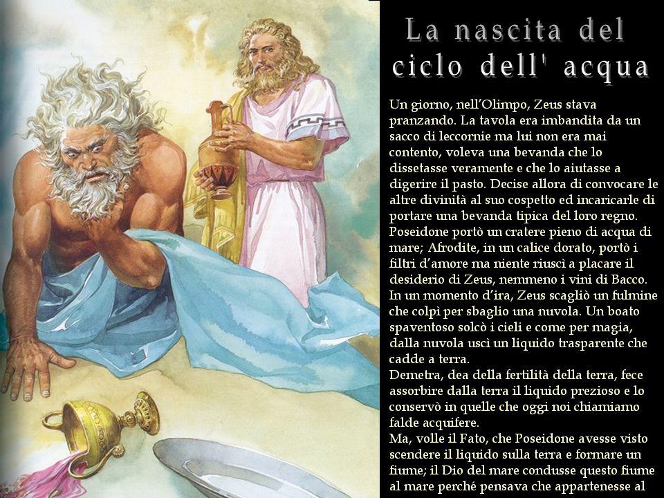 LA PICCOLA GOCCIA C era una volta una PÌCCOLA GOCCIA » che amava tanto stare con le sue sorelle nella sua «dolce nuvoletta.