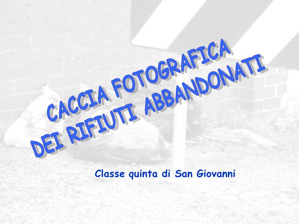 Classe quinta di San Giovanni