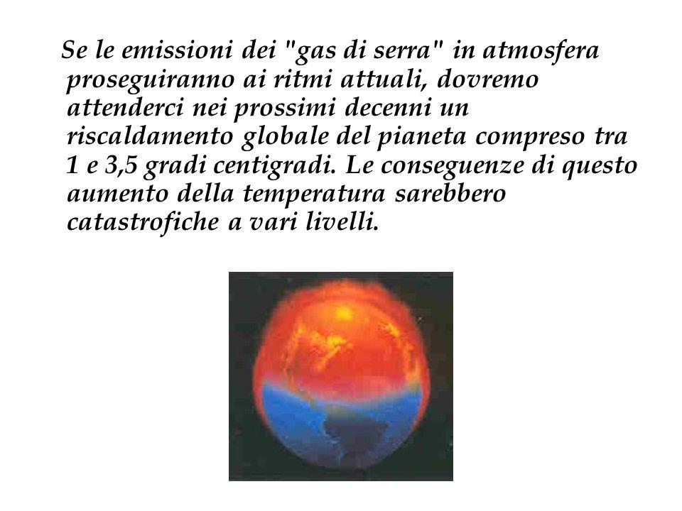 Se le emissioni dei