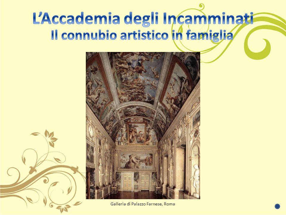Galleria di Palazzo Farnese, Roma
