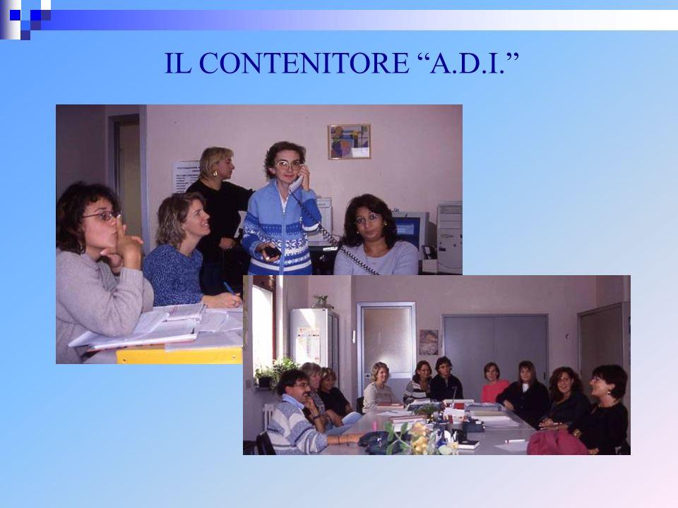 IL CONTENITORE A.D.I.