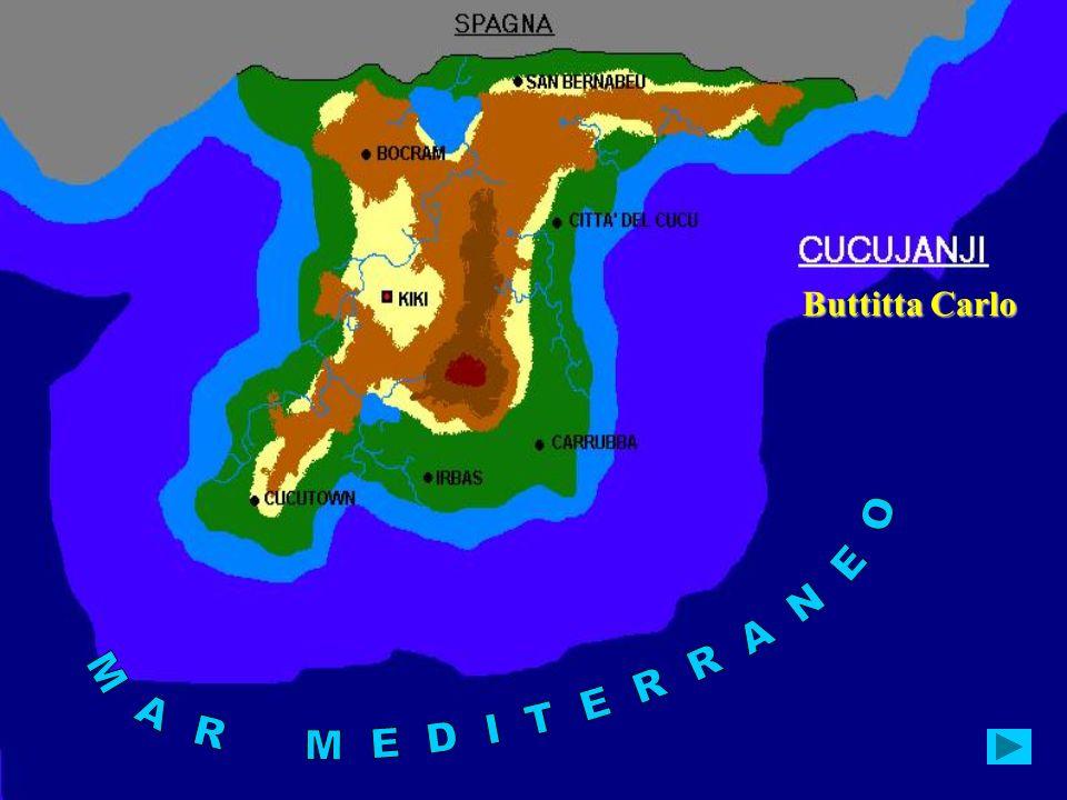 Lo stato del Cucujanji fece parte per più di tre secoli di un vasto impero coloniale.