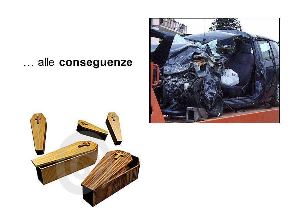 … alle conseguenze