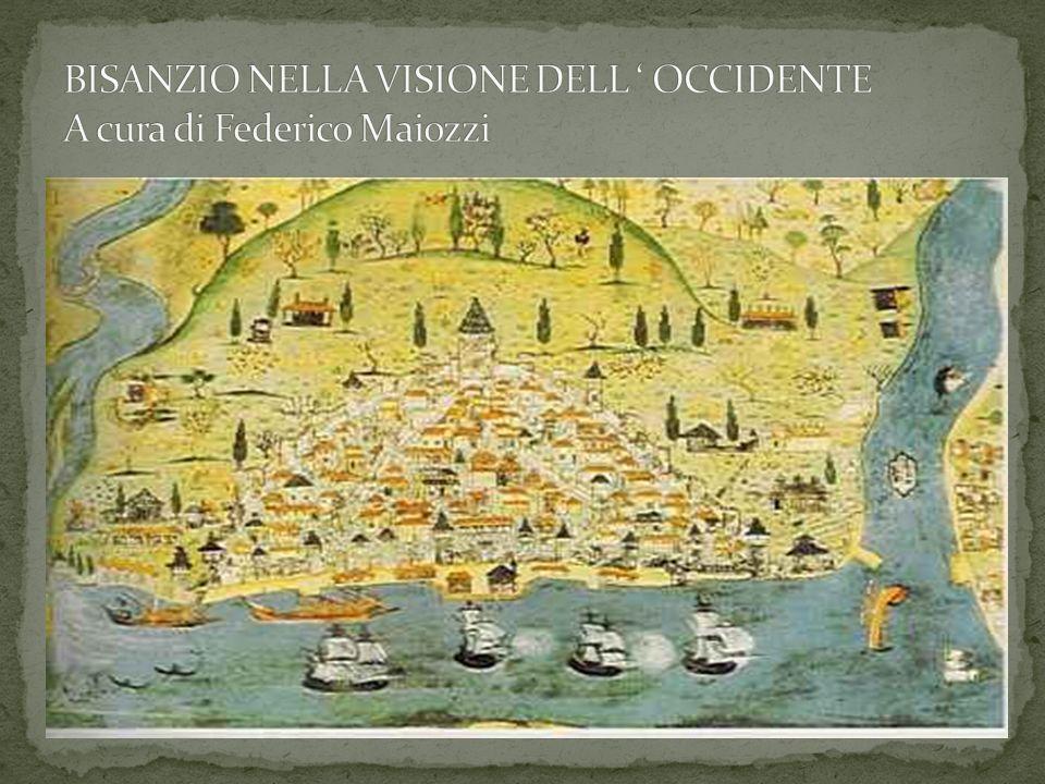 Il termine bizantino è quasi un artificio occidentale, diffuso dallo storico francese Du Cange nel Secolo XVII.