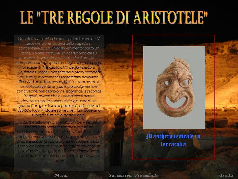 MenuTorna alla pagina I grandi tragediografiVai a Le OpereUscita Busto di Aristofane Non si hanno informazioni precise riguardo ad Aristofane.