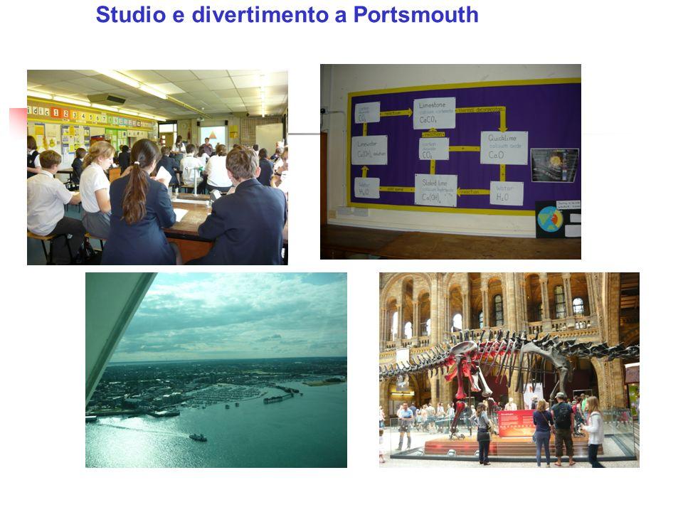 Studio e divertimento a Portsmouth fotografie
