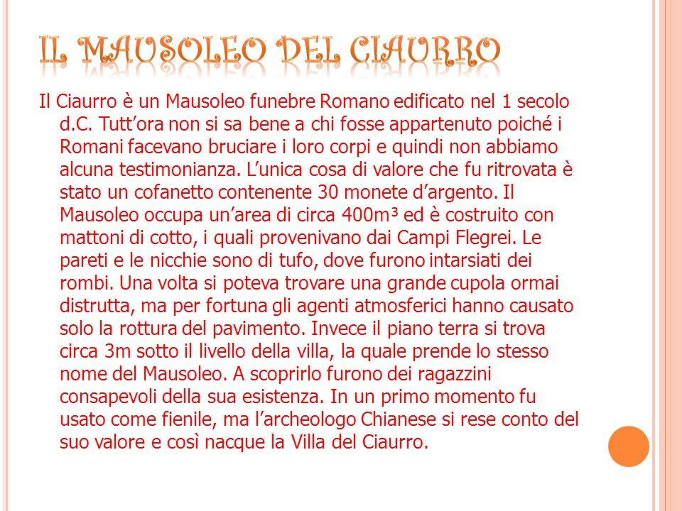 Marano fa parte del territorio che gli antichi Romani chiamavano Campania Felice.