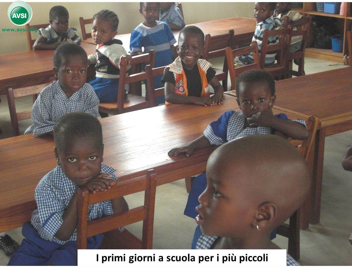 27 I primi giorni a scuola per i più piccoli
