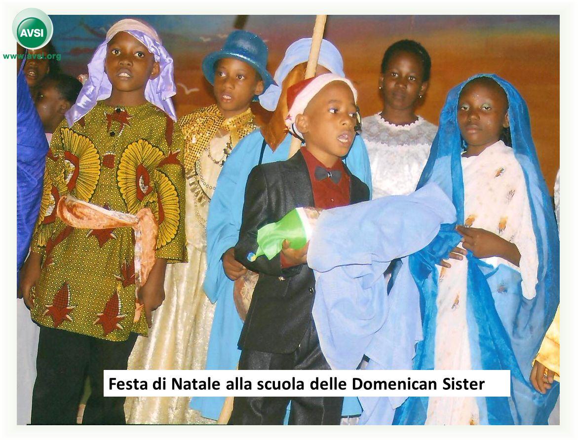 34 Festa di Natale alla scuola delle Domenican Sister