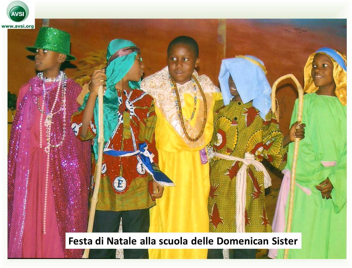 35 Festa di Natale alla scuola delle Domenican Sister