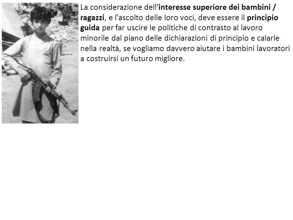 Esempi di bambini sfruttati in Europa, Asia, Africa e America latina: FRANCIA Seba.