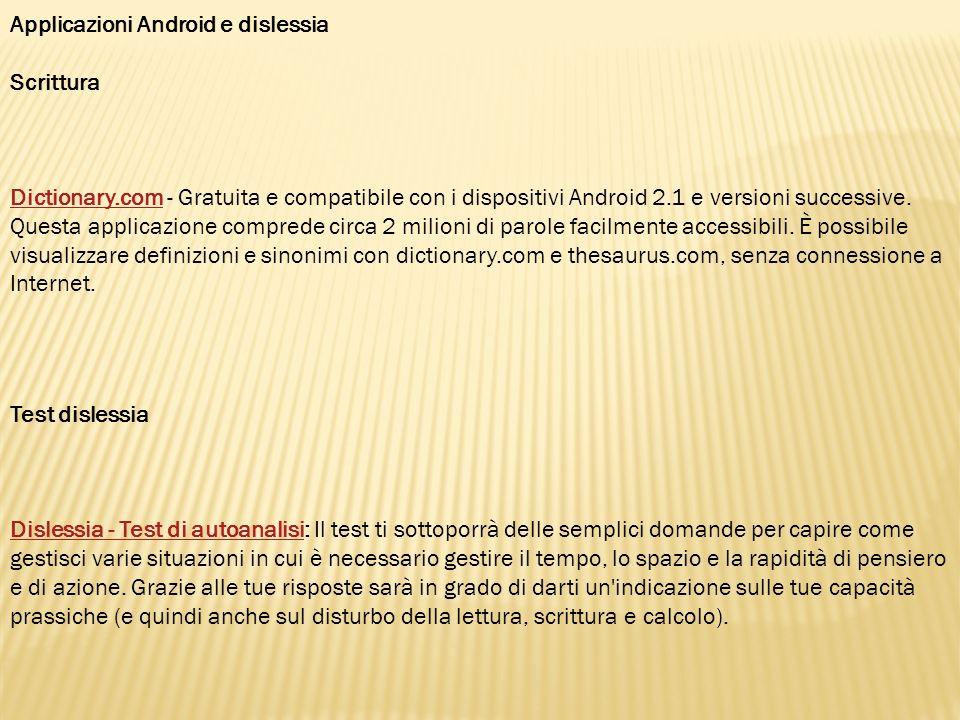 Organizzazione e studio AnkiDroidAnkiDroid - Gratuita e compatibile con i dispositivi Android 1.5 o versioni successive.