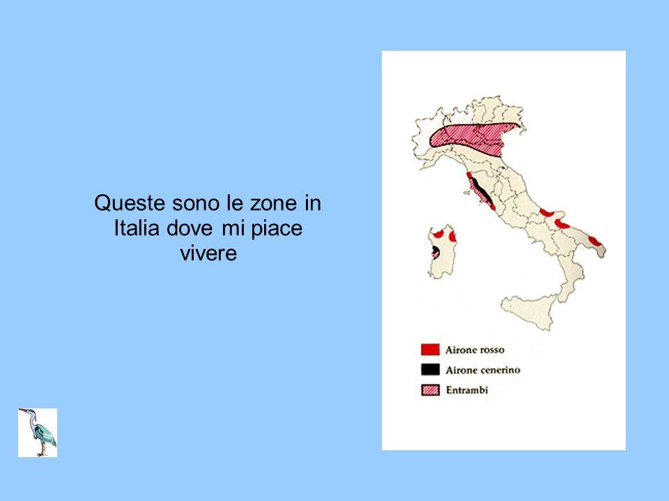 Queste sono le zone in Italia dove mi piace vivere